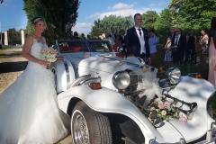 Vive les mariés - Photo mariage